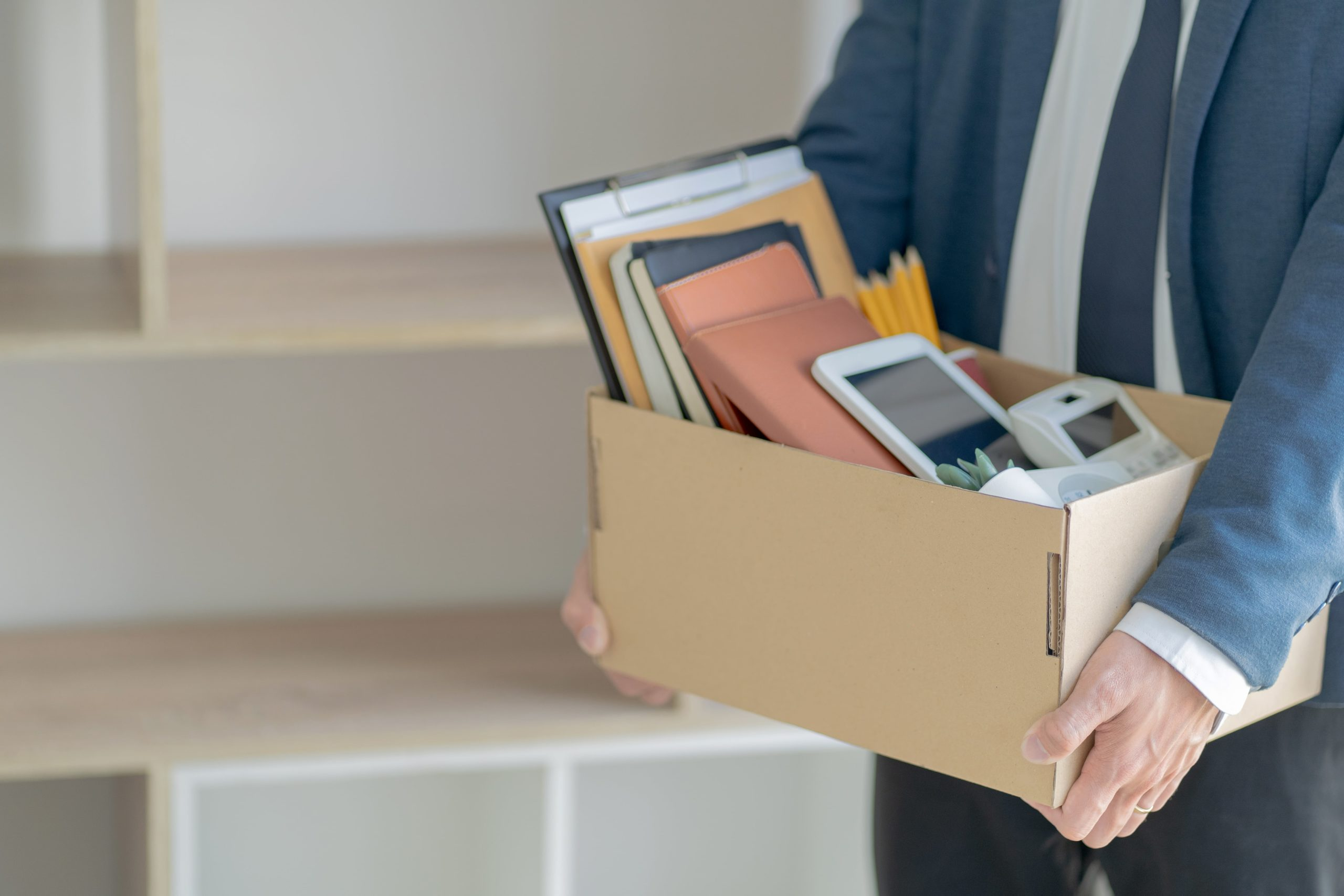 Help with firing employees who are reluctant to leave